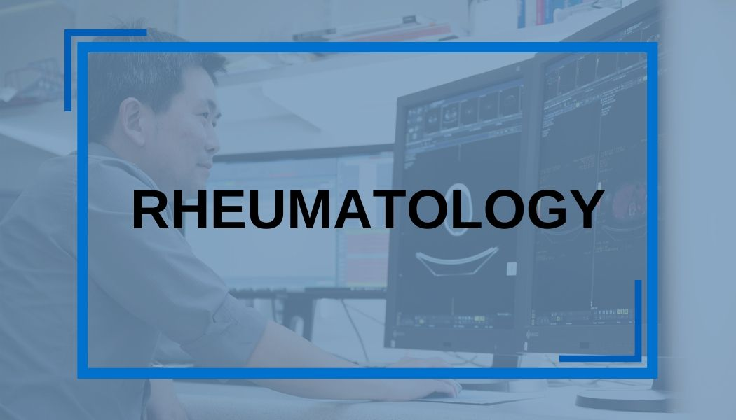 rheumatology button