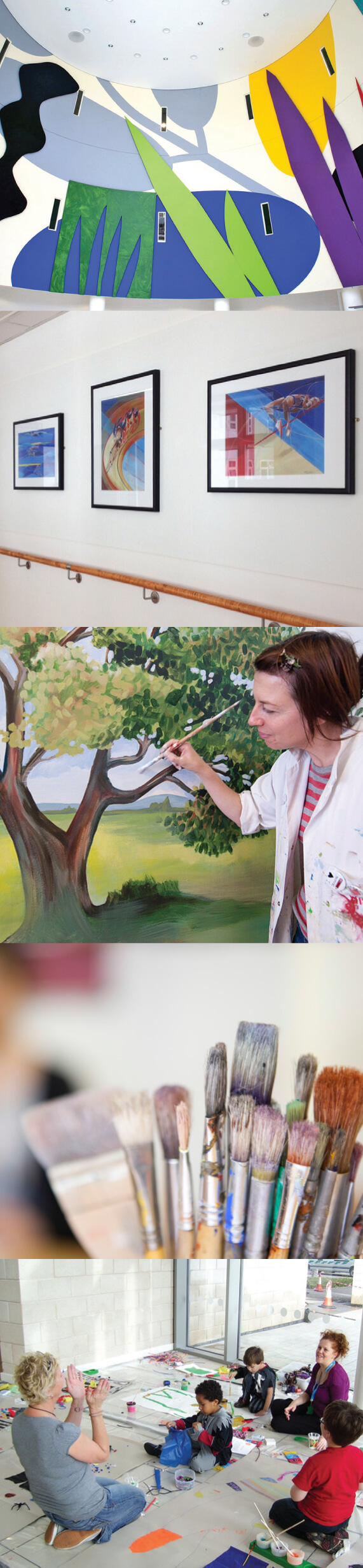 UHCW Healing Arts Coventry