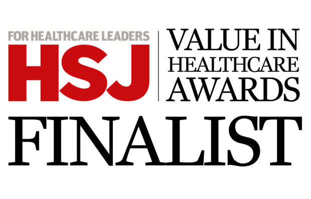 UHWC Shortlisted for HSJ value in healthcare award 2016