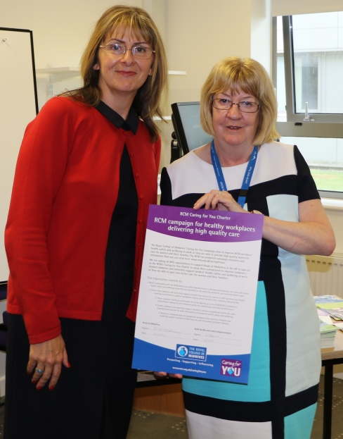 UHCW's RCM Caring for You Charter