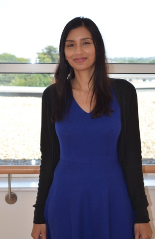 UHCW's Reen Mehta-Jagatia wins Student of the Year at the HFMA West Midlands
