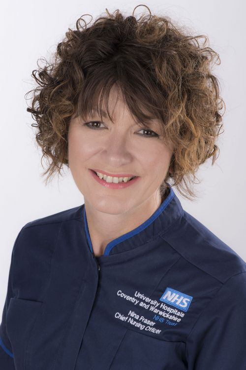 Trust Board Members - University Hospitals Coventry & Warwickshire