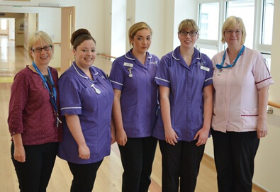 UHCW Healthcare Apprenticeships in Coventry